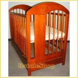 Detská postieľka RADEK 1 so šuflíkom