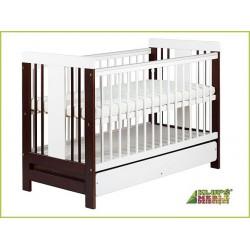 Detská postieľka RADEK 6 so šuflíkom