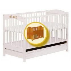 Detská postieľka RADEK 5 so šuflíkom