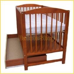 Detská postieľka RADEK 2 so šuflíkom