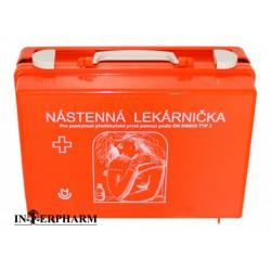 Interpharm Nástenná lekárnička s náplňou kufrík
