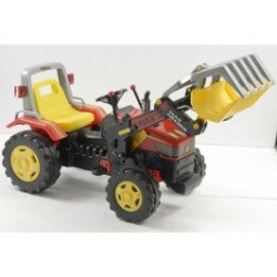 Šľapací MEGA traktor JOHNY MAXI