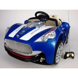 Elektrické auto závodné Maserat s výklopnými dverami, metalízou, dialkovým ovládaním,12V