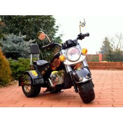 Elektrická motorka Harley Wild