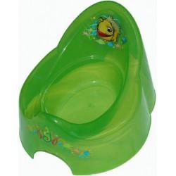 Nočník Aqua zelený Tega