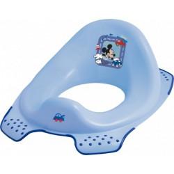 WC sedadlo Disney Mickey modrý