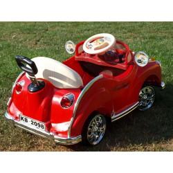 Elektrické autíčko retro