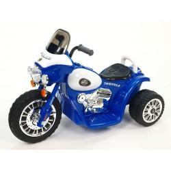 Chopper Harleyek na masívnych kolesách