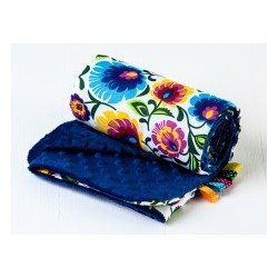 MINKY Baby Luxusná deka