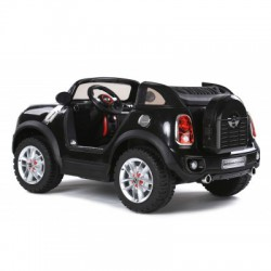 Dvojmiestny MINI Beachcomber - plážové vozidlo s DO, 12V, čierny