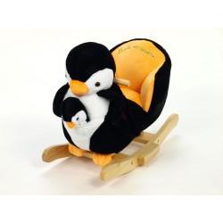 Húpací tučniak s tučniačikom