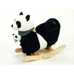 Húpací Panda s Pandičkou