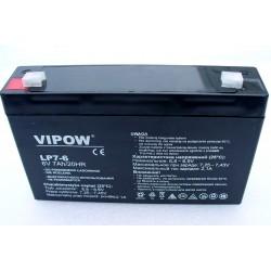 Gélová batéria 6V - 7Ah/ 20HR