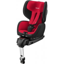 RECARO Optiafix - Racing Red - Novinka 2016/2017