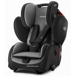 RECARO YOUNG SPORT Hero 2017 Carbon Black