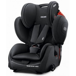 RECARO YOUNG SPORT Hero 2017 Performance Black