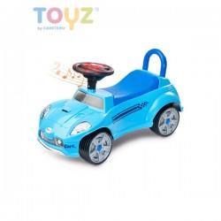Odrážadlo Toyz Cart black