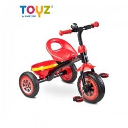 Detská trojkolka Toyz Charlie red