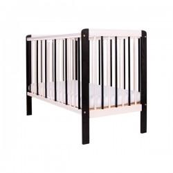 Detská postieľka Drewex Zebra
