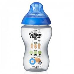 Fľaša Tomme Tippee C2N 340 ml 2ks modrá