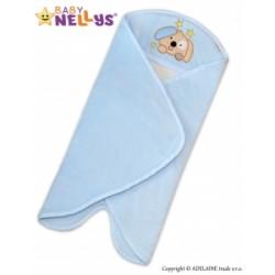 Zavinovacia deka do autosedačky Baby Nellys ® Psík