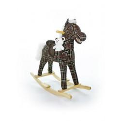 Húpací koník Milly Mally Mustang