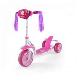 Detská kolobežka Milly Mally Crazy Scooter