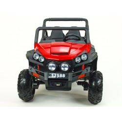 Dvojmiestna Bugi V-Twin 4x4, náhon 4 EVA kolesá s 2.4G DO, FM, Mp3, TF, bluetooth