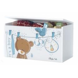 Box na hračky, truhlička Macko Úško
