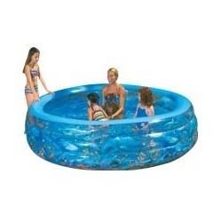 Detský bazén Delfín - kruh priemer 196cm