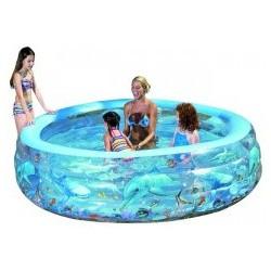 Detský bazén Morský svet - kruh priemer 229cm
