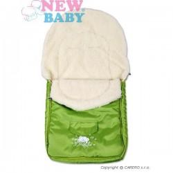 Zimný fusak New Baby Classic Wool