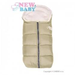 Zimný fusak New Baby Fluffy
