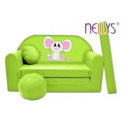 Rozkladacia detská pohovka Nellys ®