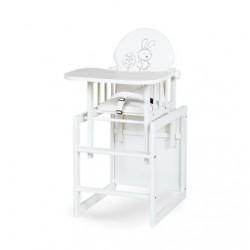 Jedálenská stolička Agátka III