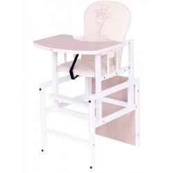 Borovicová stolička Drewex Antonín prírodná