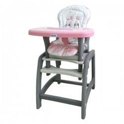 Jedálenská stolička Baby Mix 2v1