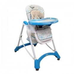 Jedálenská stolička Baby Mix