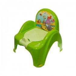 Detský nočník s poklopom Safari