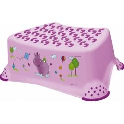 Stolička s protišmykovou funkciou - Hippo