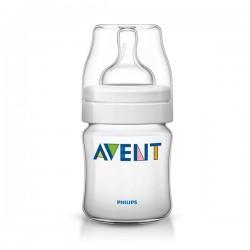 PES Fľaša 125 ml bez BPA