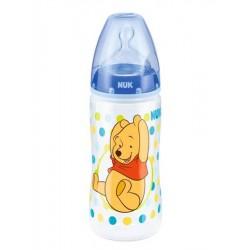 Dojčenská fľaša NUK Medvedík Pú 300 ml