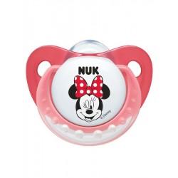 Dojčenský cumlík Trendline NUK Mickey 0-6m