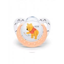 Dojčenský cumlík Trendline NUK Mickey 6-18m