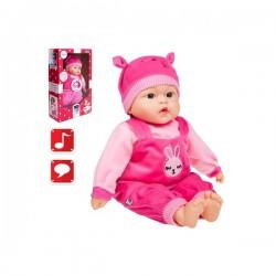 Hovoriaca a spievajúca detská bábika PlayTo Katarínka 46 cm