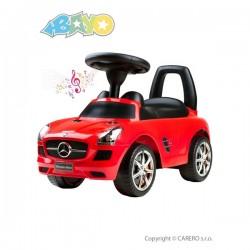 Detské jazdítko-odrážadlo Bayo Mercedes-Benz