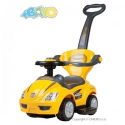 Detské odrážadlo 3v1 Bayo Mega Car
