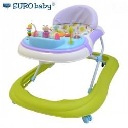Multifunkčné chodítko Euro Baby