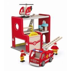 Drevená Požiarna stanice