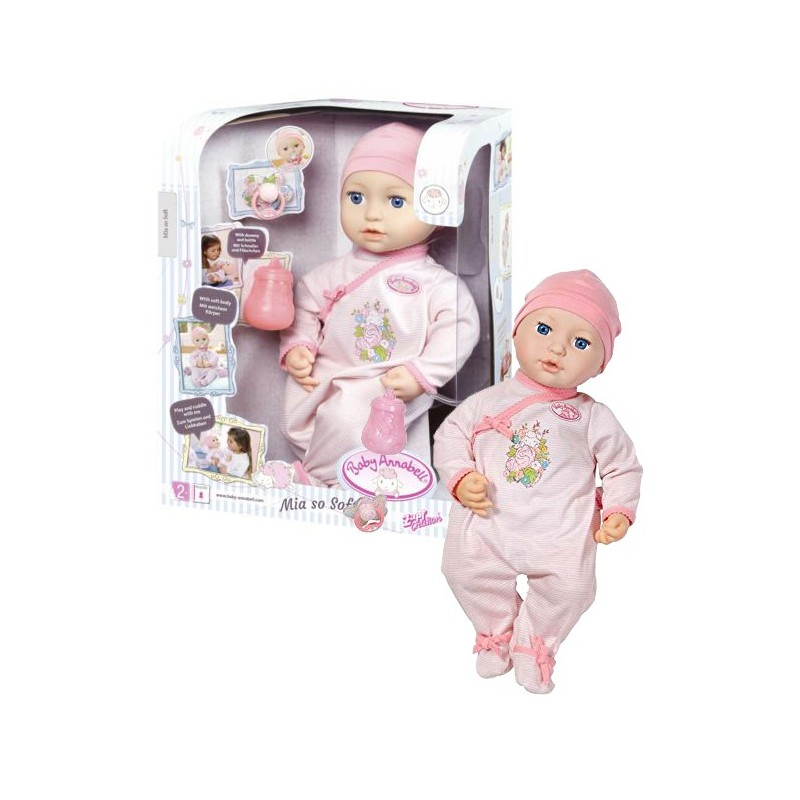 Bábika Baby Annabell Mia | Oliwer.sk